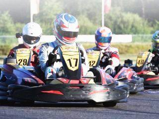 Karting Genk: het grootste outdoor karting circuit van Europa